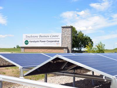 Minnesota Community Solar Garden