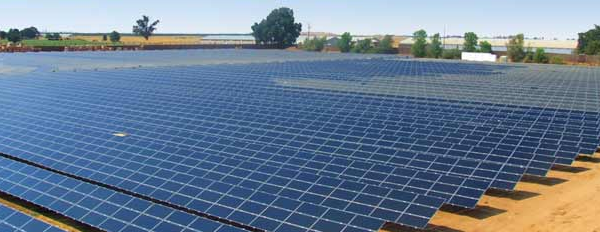 Sacramento California Community Solar