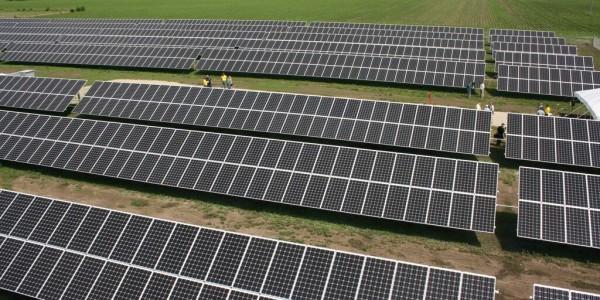 Iowa Community Solar Garden