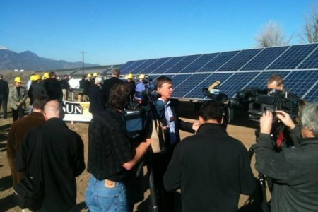 Colorado Springs Community Solar