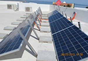community solar racking
